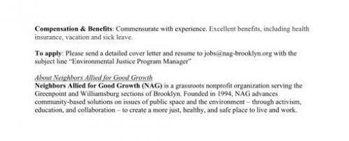 NAG job description (2)