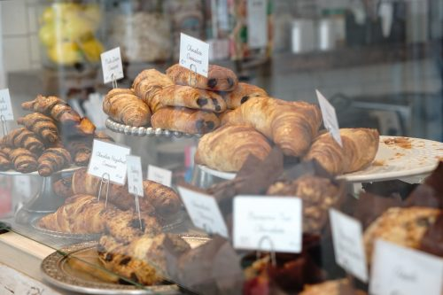 Pastries at Woops!