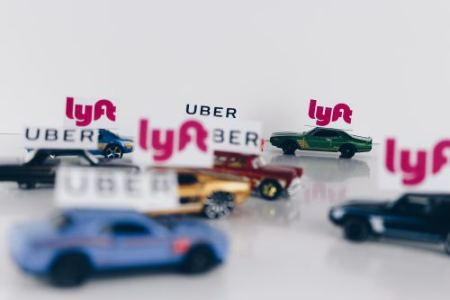Uber & Lyft via Unsplash