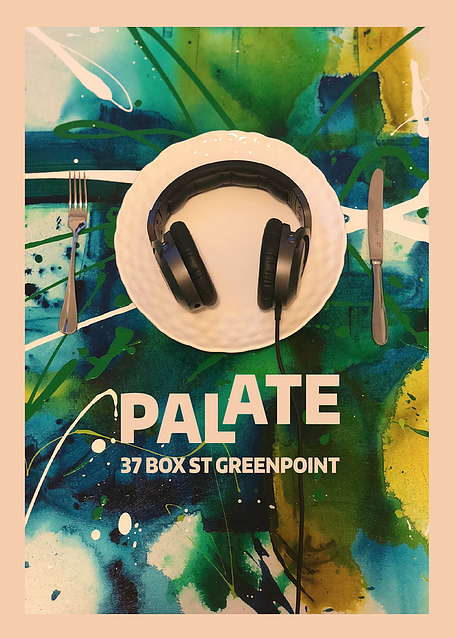 Greenpoint Palate Dinner