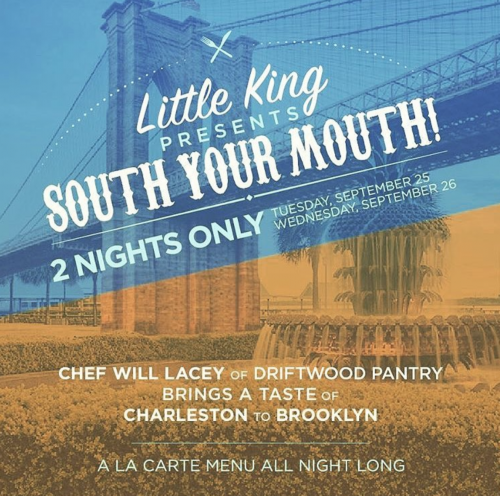 south your mouth at little king