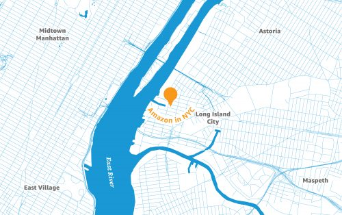 Amazon HQ2 Is Coming to Long Island City