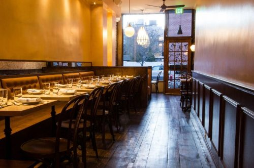Anella's Triumphant Reopening Was a Communal Effort