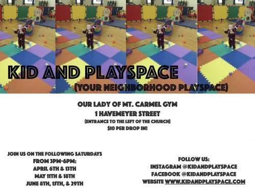 Community Based Playspace Launches In Williamsburg For 0 6 Year Old