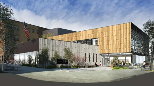 Greenpoint Library Community Forum to Provide Construction Updates (4/23)