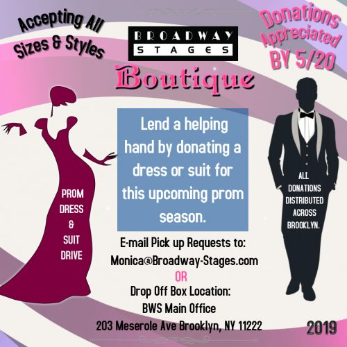 Donate Your Dress or Suit for Prom Season - GreenpointersGreenpointers