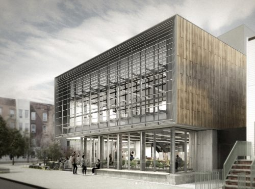 New Greenpoint Library on Track for Fall Opening