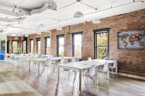 Class & Co Expands with a Roof Deck and 3 New Private Office Spaces