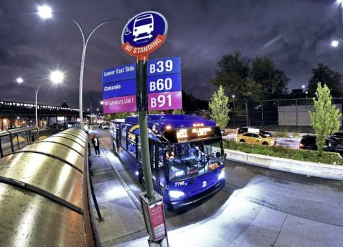 "B91A Bus to Replace Two ""Williamsburg Link"" Buses Starting Saturday (6/8)"