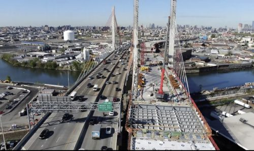 $873 Million Kosciuszko Bridge Gets Second Grand Opening From Governor