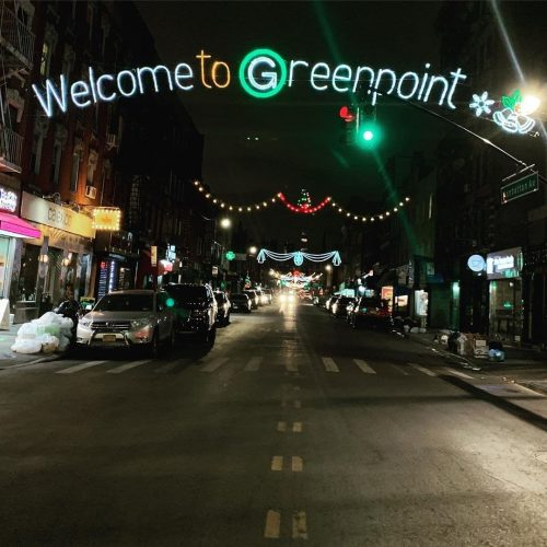 Greenpoint This Week: Justice for Vamos G Train Flood Williamsburg Surreal