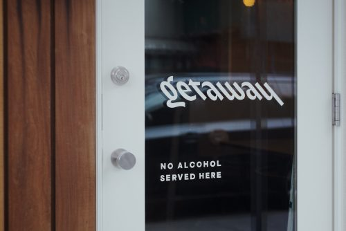 Alchol-Free Bar Getaway Launches Weekend Coffee Shop This Saturday